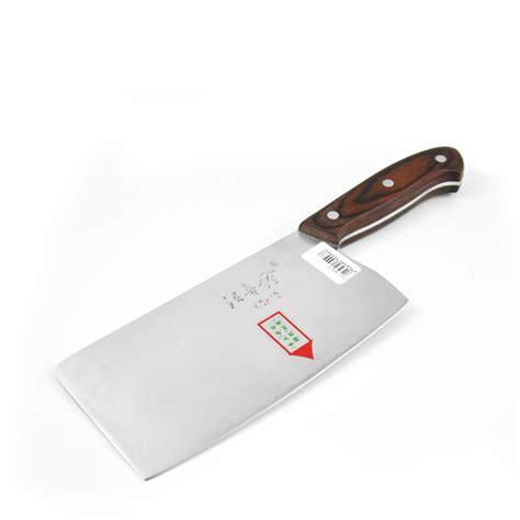 couteau chinois cuisine couteau couperet chinois promotion achetez des couteau