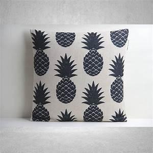 Ananas Deco Blanc : deco design ananas ~ Teatrodelosmanantiales.com Idées de Décoration