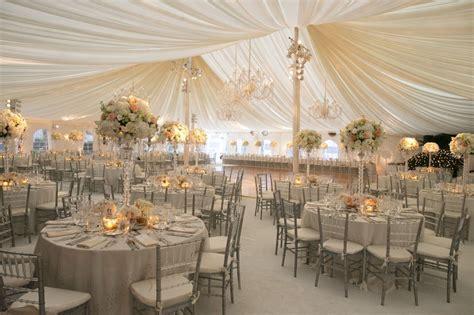 splendid decoration ideas of tent wedding weddceremony