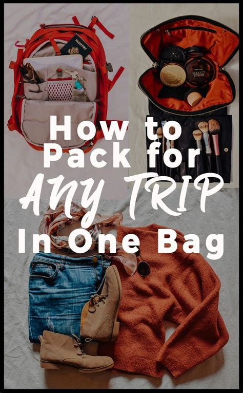 How To Pack For A Long Trip In A Carry On Packing Tips