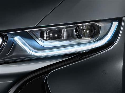 bmw i8 headlights 2015 bmw i8 to feature worlds first laser headlights