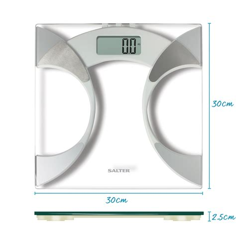how to calibrate a bathroom scale scales salter ultra slim ust analyser bathroom