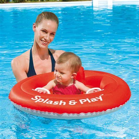 bouée siège bébé logitoys king jouet piscines jeux de