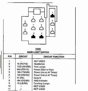 1993 Ford Explorer Headlight Switch Diagram 25621 Netsonda Es