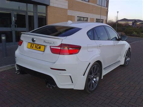 Bmw X6 M Modification by Prestige Styling Bmw X6 Car Tuning