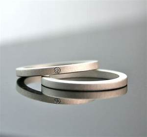 simple silver wedding rings for women with diamond ipunya With simple silver wedding rings