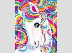 Day 123 Lisa Frank Unicorns, Rainbows, Puppies and