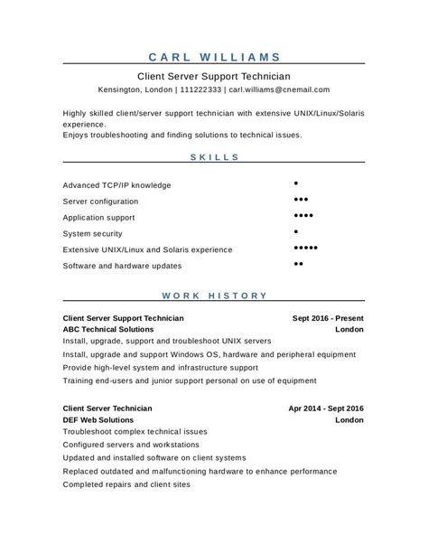 Basic Cv Layout by Free Cv Templates Exles And Tips Career Uk