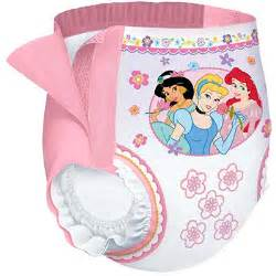 Pink Potty Chair by Disney Princess Huggies Pull Ups Decorated With Disney