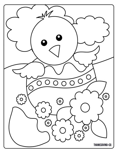 easter coloring pages free printable sweet and easter coloring pages