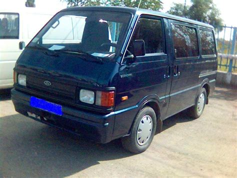 ford econoline van manual