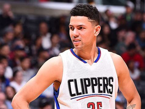 An american professional basketball player austin rivers plays for the washington wizards of the national basketball association (nba). Austin Rivers on Clipper life as the coach's kid: 'I haven't had it easy'