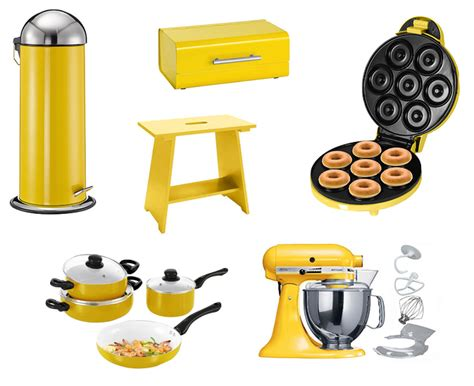 interieurliefde gele accenten  de keuken team confetti