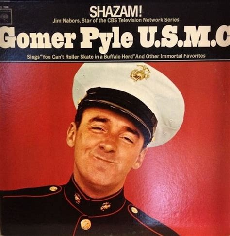 Film Music Site - Gomer Pyle U.S.M.C. Soundtrack (Jim Nabors) - Columbia US (1965)