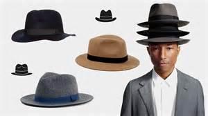 Chapeau De Le Original by Chapeau Homme Le Style De Pharrell Williams En 9 Chapeaux