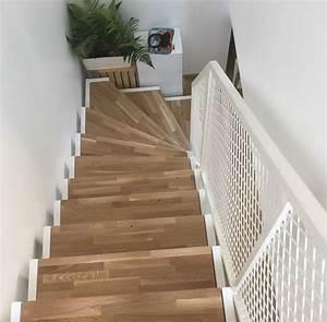 Stahltreppe Mit Holzstufen : tolle kombi stahltreppen mit holzstufen stadlertreppen blog ~ Orissabook.com Haus und Dekorationen