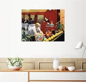 Tische Für Wohnmobile : posterlounge wandbild edward hopper tische f r damen ~ Jslefanu.com Haus und Dekorationen