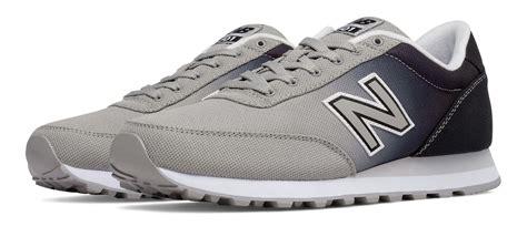 New Balance 501 Textile Mens Shoes Grey