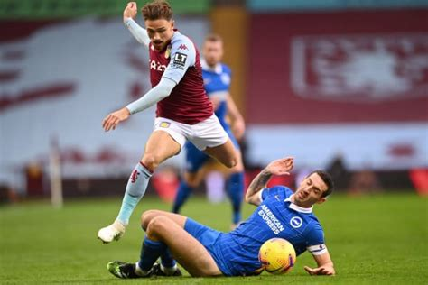 Aston Villa 1-2 Brighton & Hove Albion: Player Ratings as ...
