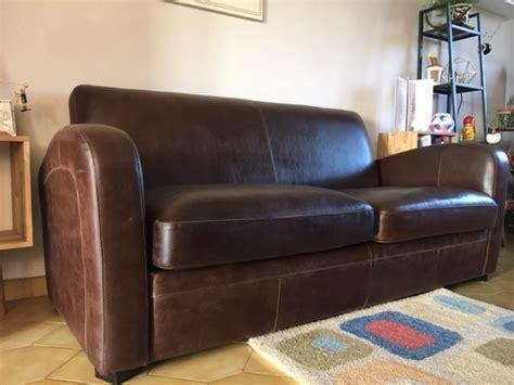 canapé alinea cuir meubles vintage occasion dans la loire 42 annonces