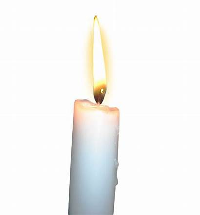 Candle Transparent Candles Burning Church Flame Background
