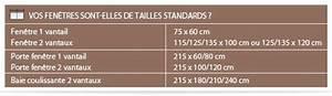 Dimensions Standard Fenetre : fabrication et installation de fen tres sur mesure s lection de menuisiers agr s ~ Melissatoandfro.com Idées de Décoration