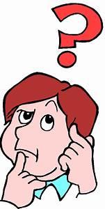 Confused Cartoon Man - Cliparts.co