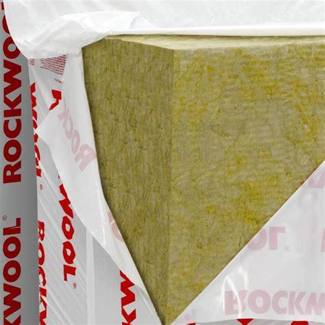 rockwall rwa acoustic insulation slab mm pack
