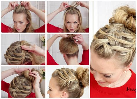 15 Fabulous Braided Hairstyles That Your Are Going To Love 50 S Hairstyles For Thin Hair Long Bob Shorter In Back Looking A New Haircut And Color 12 Year Old Boy Haircuts 2016 Easy Marrakesh Oil High Tide Styling Elixir Spray India Mens Thick Wavy Curly
