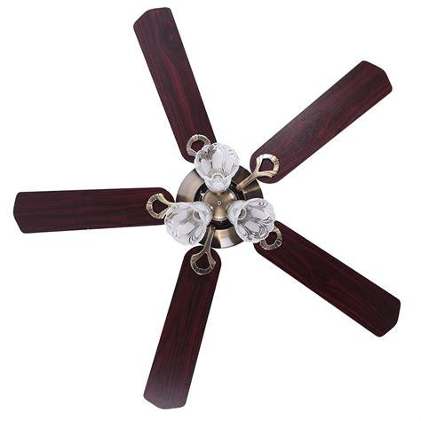 bronze ceiling fan light kit 52 quot bronze finish ceiling fan light kit downrod reversible