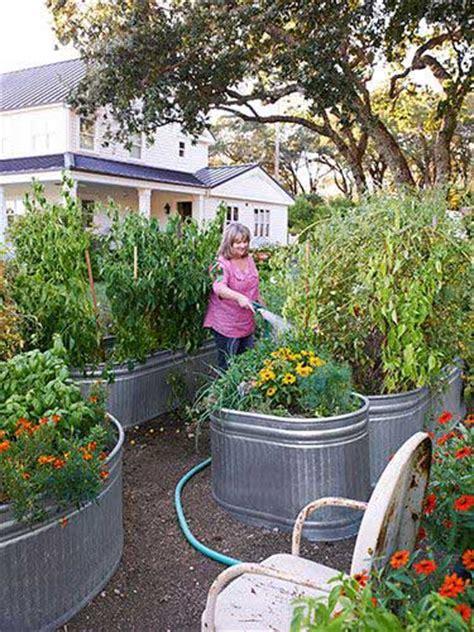 Truly Cool Diy Garden Bed Planter Ideas