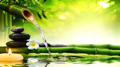 zen spa healing meditation relaxation relax relaxing background music hours massage water con reiki benessere soothing agua shui feng el