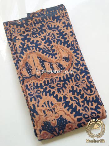 jual kain batik tulis warna alam tembaga wahyu tumurun
