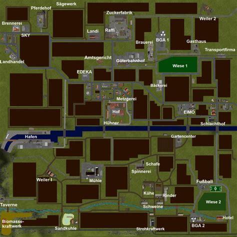 suedhemmern map   farming simulator   mod