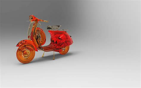 vespa scooter abstract art hd abstract  wallpapers