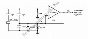 High Frequency Colpitts Crystal Oscillator Circuit Diagram World