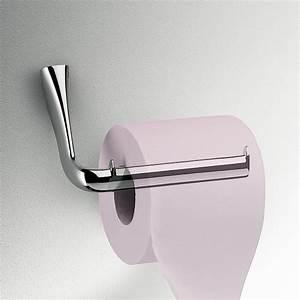 Dévidoir Papier Toilette : d rouleur de papier toilettes land laiton chrom colombo ~ Nature-et-papiers.com Idées de Décoration