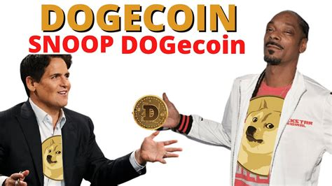 Doge DogeCoin Snoop Dogg update price predictions - YouTube