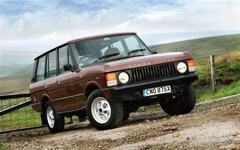range rover classic  land rover discovery  classics world
