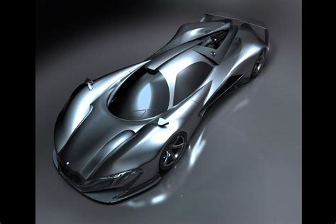 mercedes to greenlighting new mid engined supercar carscoops