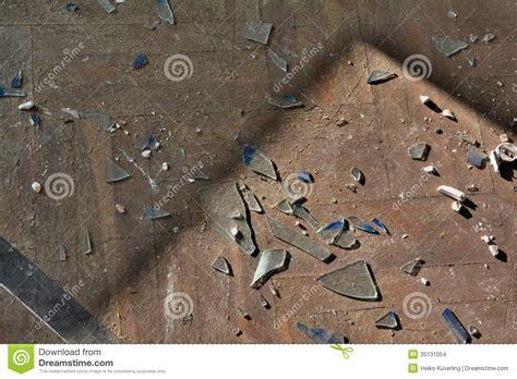 broken glass   floor stock images image