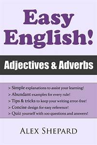 Read Easy English  Adjectives  U0026 Adverbs Online By Alex