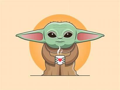 Yoda Dribbble Screenshots Ryan