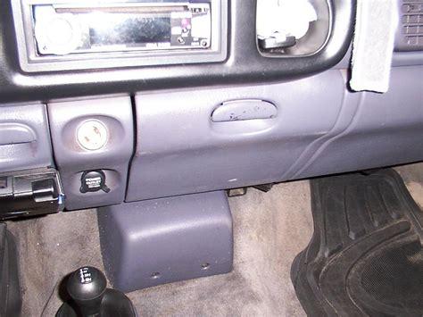 broken drink holderdash console dodge diesel diesel truck resource forums