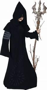 Grusel Kostüm Kinder : kost m warlock junge halloween horror grusel kost m hexer ~ Lizthompson.info Haus und Dekorationen
