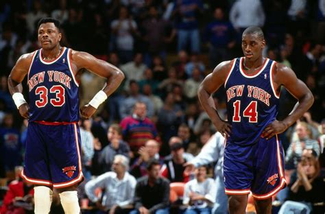 Patrick Ewing remembers former Knicks teammate Anthony ...
