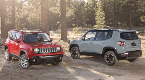 jeep lineup 2015 all new 2015 jeep renegade most capable small suv