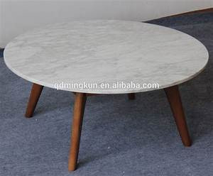 Carved wood marble top coffee table buy carved wood for Stone and wood coffee table