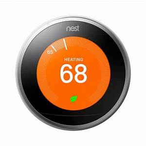 User Manual Nest Nest Learning Thermostat  3rd Generation