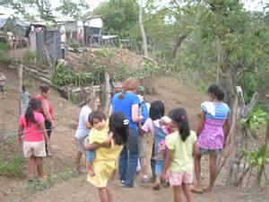 Nicaraguan Elementary School Students